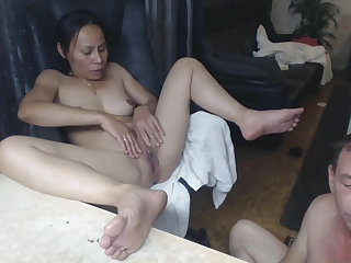 Asian Homemade Masturbating