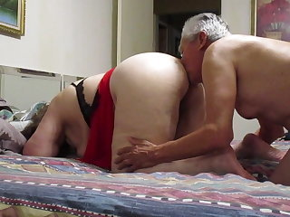 Mature Licking Wife